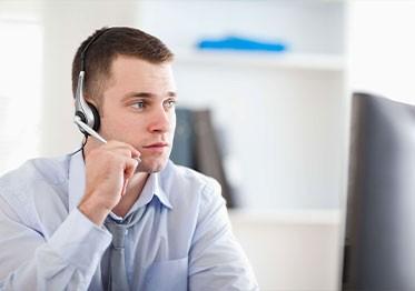 Звонок менеджеру компании